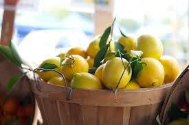 lemons from Carmen