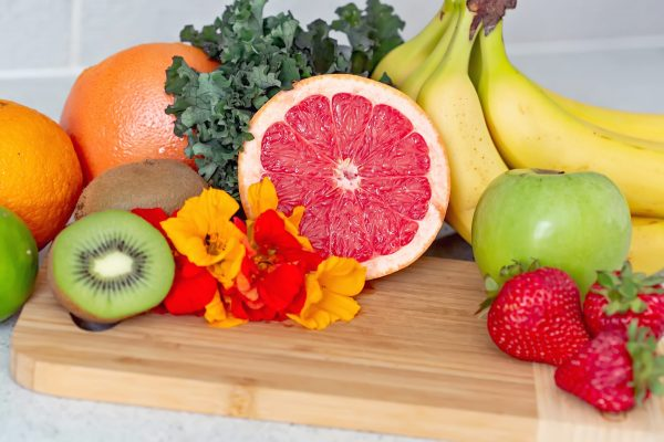 Fruit is part of an alkaline diet
