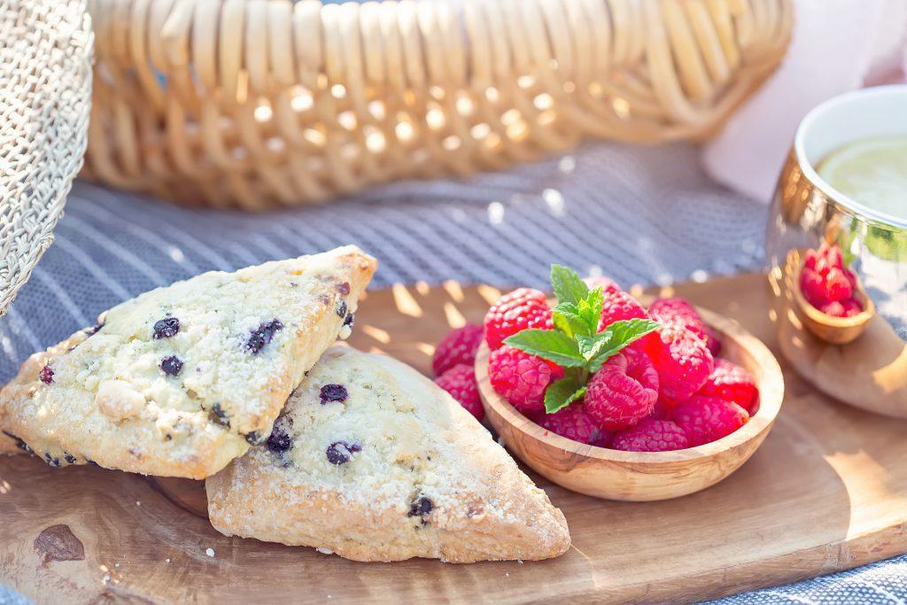 best blueberry scones